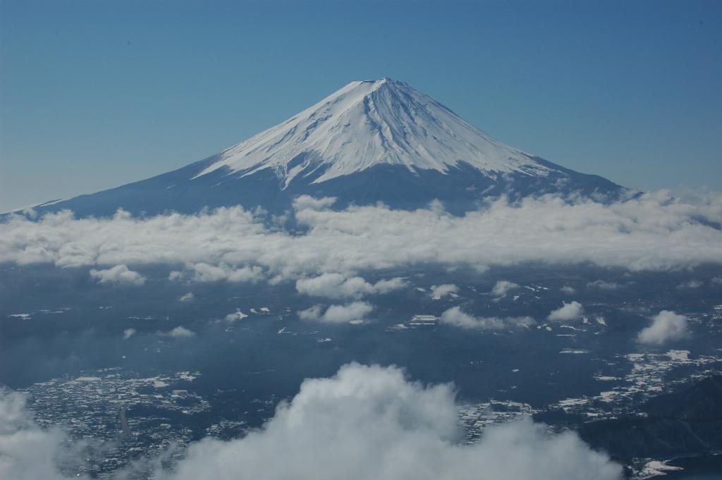 【御坂黒岳】2006年02月25日 10:33撮影