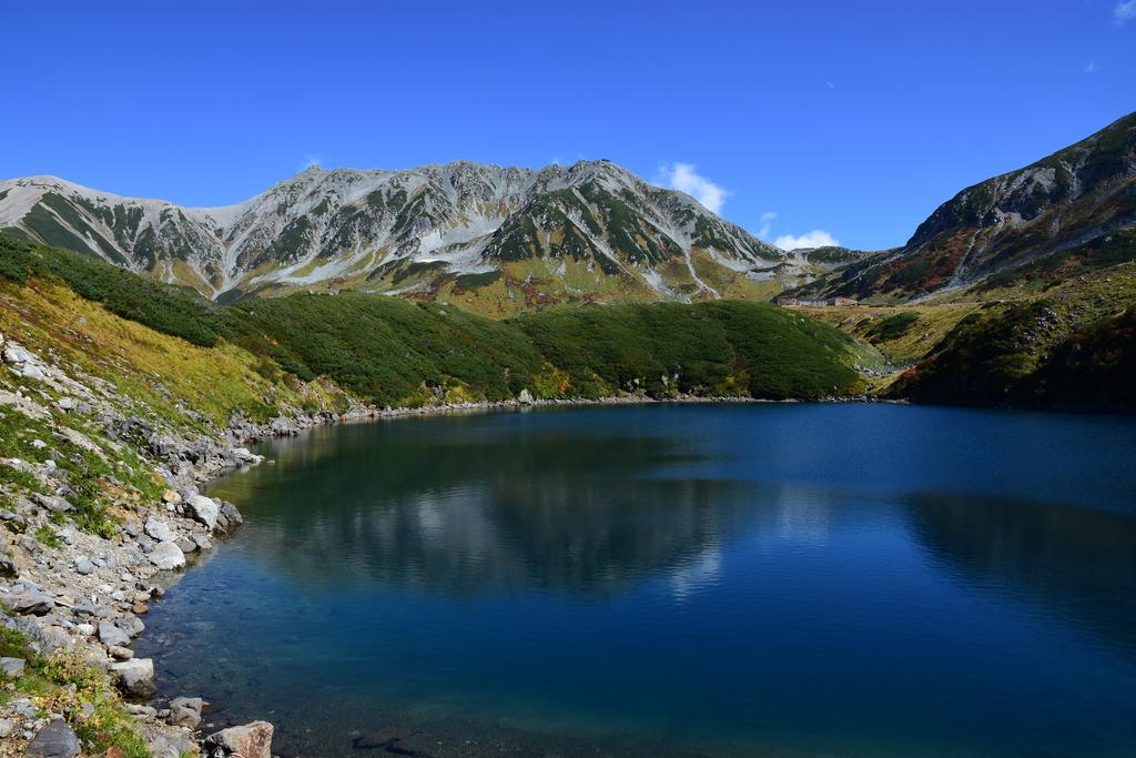 【立山みくりが池】2015年09月20日 13:37撮影